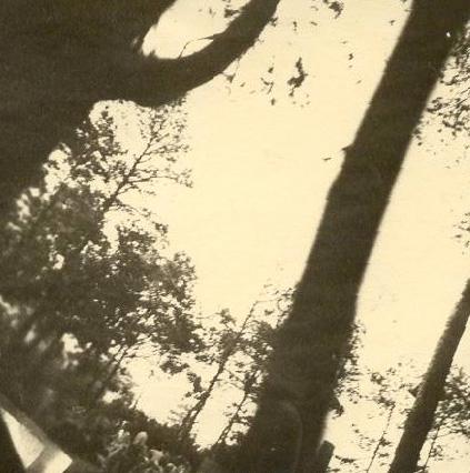 Sonderkommando-Foto aus Auschwitz