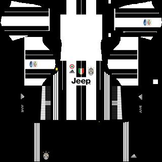 c6c0af7d276 Juventus 2016/2017 - dlskit - Dream League Soccer Kit 2018 | Dream ...