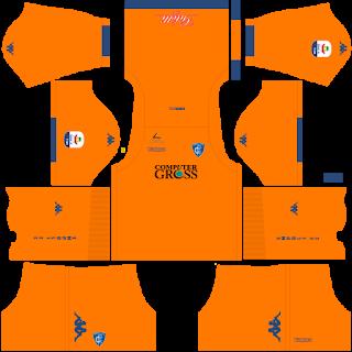 Serie A 2018/2019 - dlskit - Dream League Soccer Kit 2018