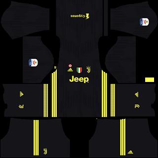 best website 8728e 4c003 Juventus 2018/2019 - dlskit - Dream League Soccer Kit 2018 ...