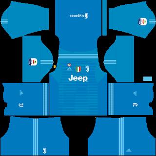 8c7c024a219 Juventus 2018/2019. Logo, casa, trasferta, terza, portiere casa, portiere  trasferta, portiere terza