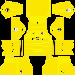 33ed0c16a Milan 2018 2019 - dlskit - Dream League Soccer Kit 2018