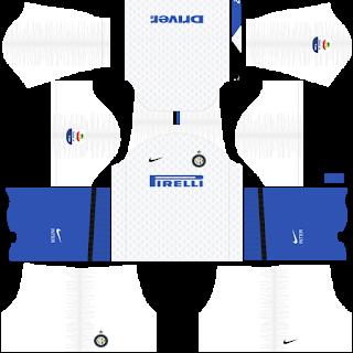 pretty nice fbe49 356a7 Inter 2018/2019 - dlskit - Dream League Soccer Kit 2018 ...