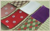 畳縁のサンプル:東京都葛飾区東堀切の畳店、タカハシ