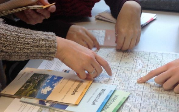 Karten lesen leicht gemacht - kiknet swisstopos Webseite!