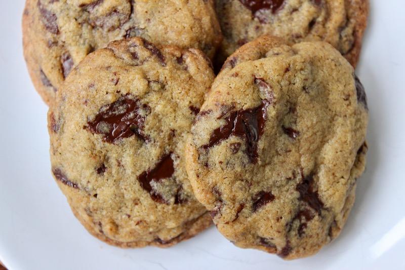 Chocolate Chip Cookies - saftig und schokoladig