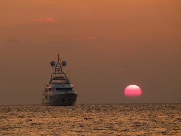 Privatkoch auf Yachten