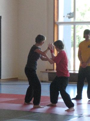 Push-Hands-Turnier 2012