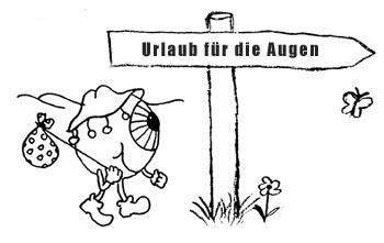 """Themenwanderung: """"Mit den Augen spazieren gehen"""""""