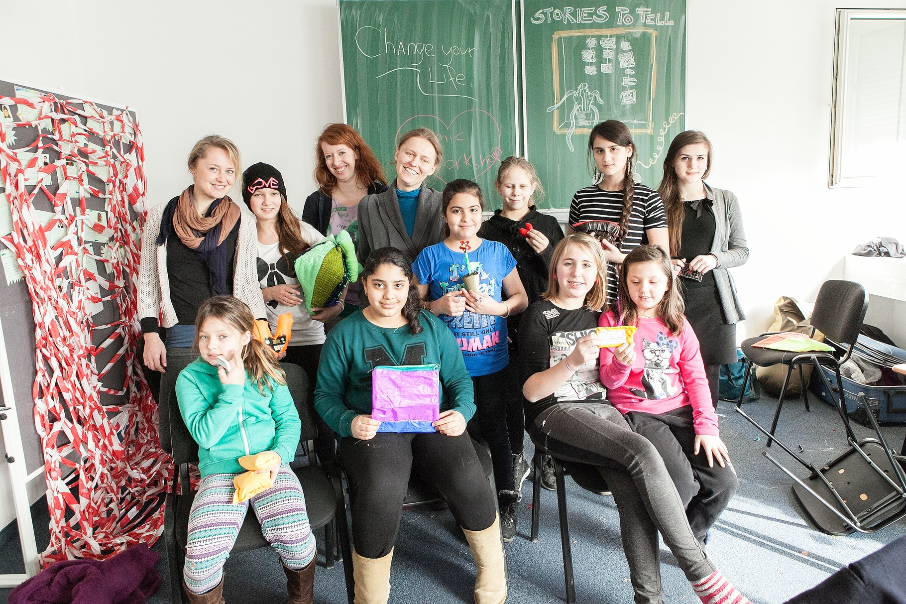 3. Tag Radical Crafting Workshop (Foto: Pia Streicher)