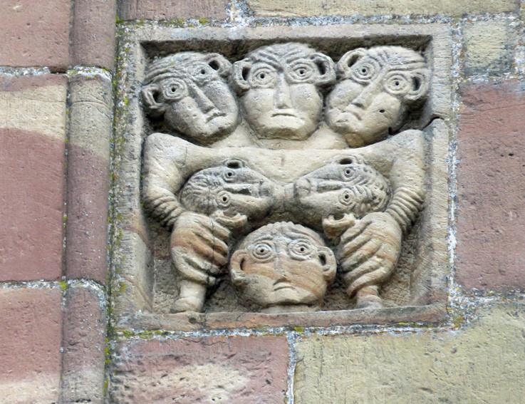 Abbaye de Marmoutier (Bas-Rhin)