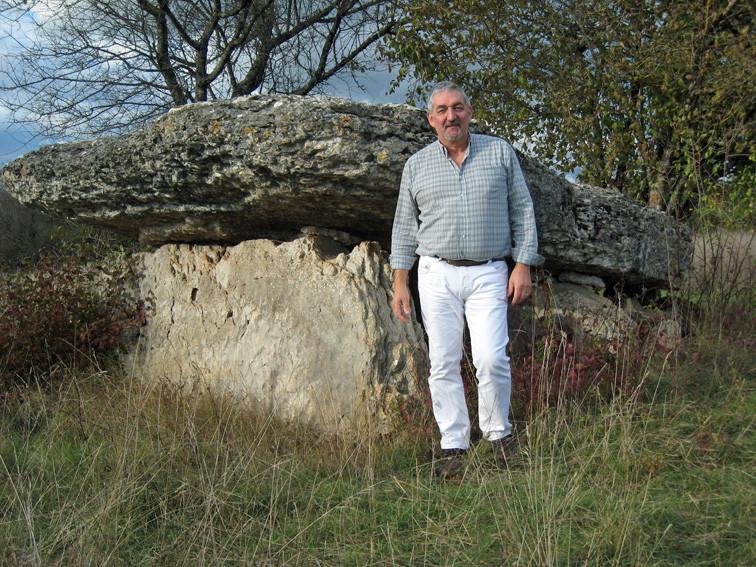 Dolmen du Quercy (Lot)