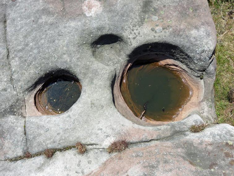 Cupules du massif Vosgien