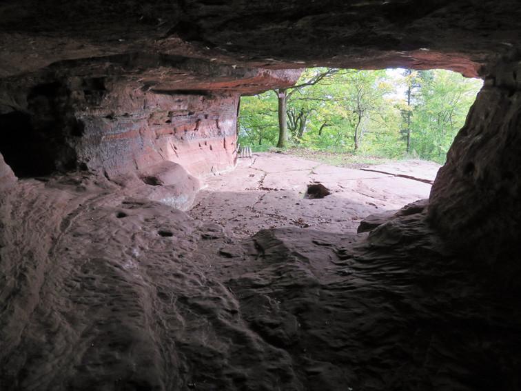Grotte de Saint Michel de Saverne (Bas-Rhin)