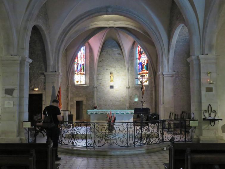 Eglise Notre Dame de Sion (Meurthe et Moselle)