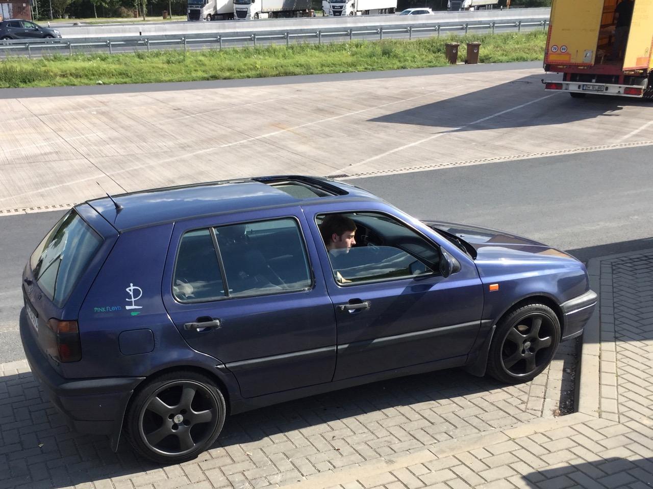VW Golf 3 1994