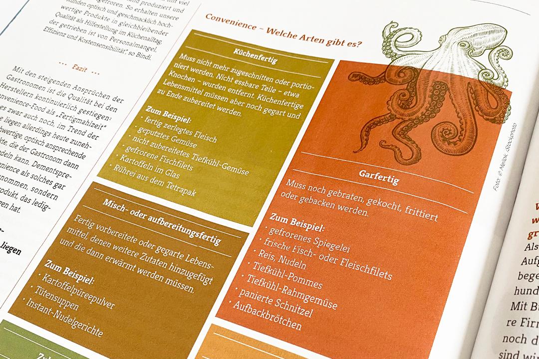"""Editorial Design // Detail der Zeitschrift """"Gastgewerbe-Magazin"""""""