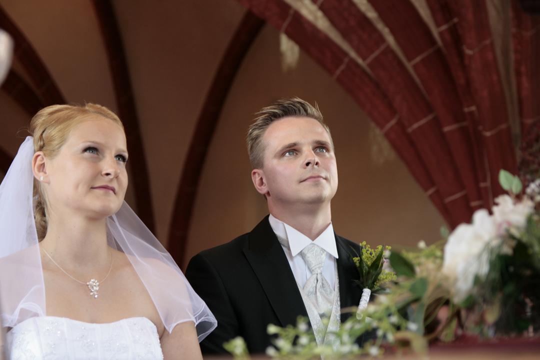Hochzeitsfotos // Trauung