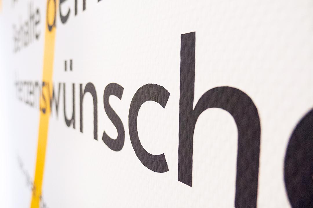 KYOCERA Office-Design // Detail Flur zum Lieferanteneingang