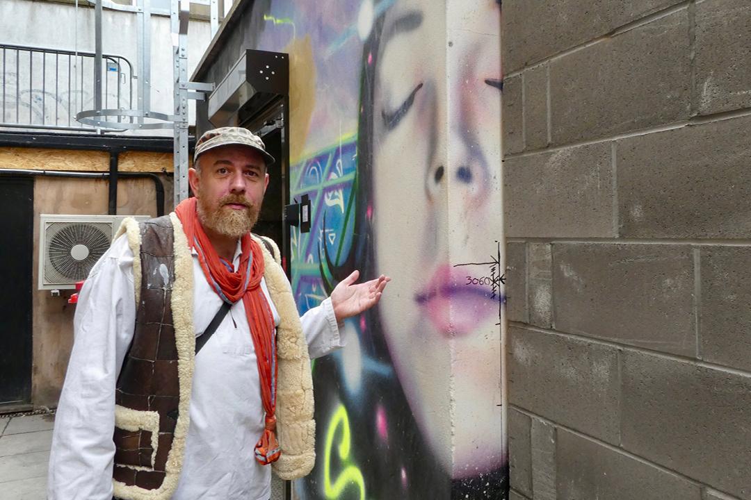 Foto-Dokumentation über Brighton // Motiv 3