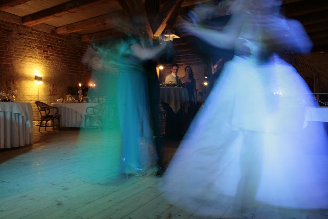 Hochzeitsfotos // Party