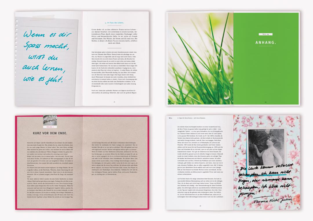 Buchgestaltung // Innenseiten