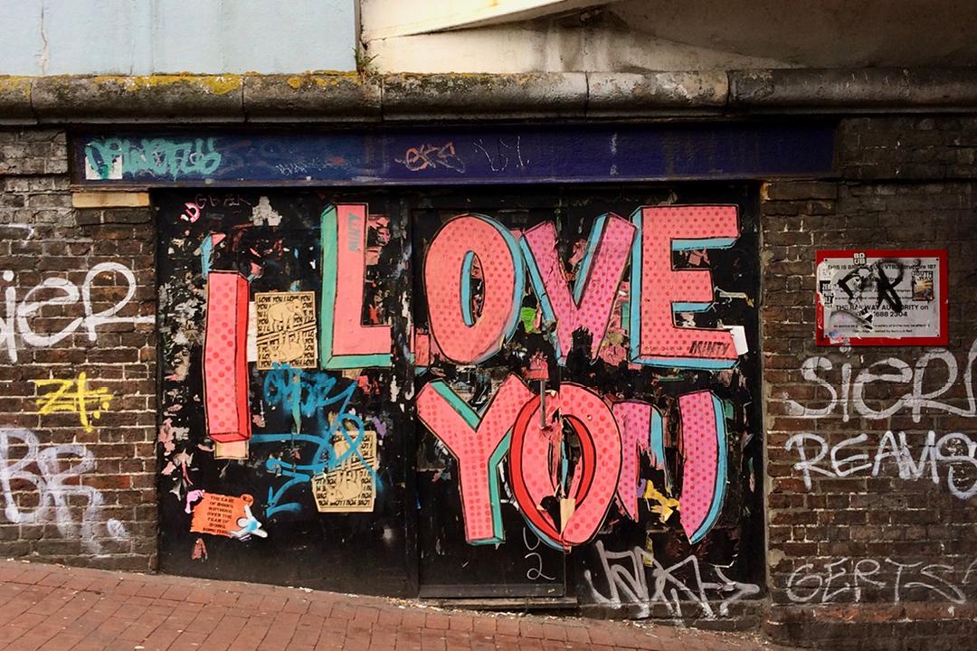 Foto-Dokumentation über Brighton // Motiv 5
