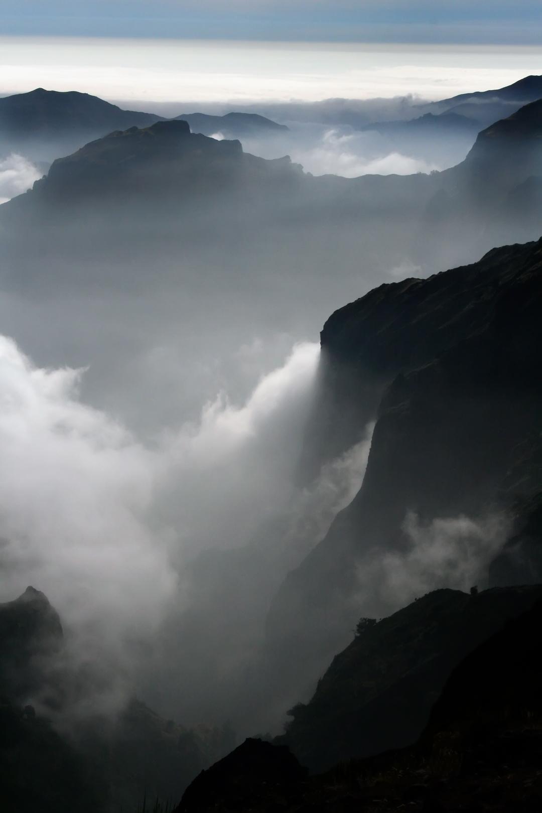 Auslandsreportage / Foto-Dokumentation über Madeira