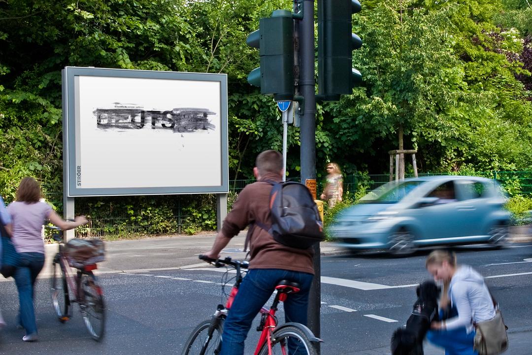 Plakate für die deutsche Sprache // Motiv 3