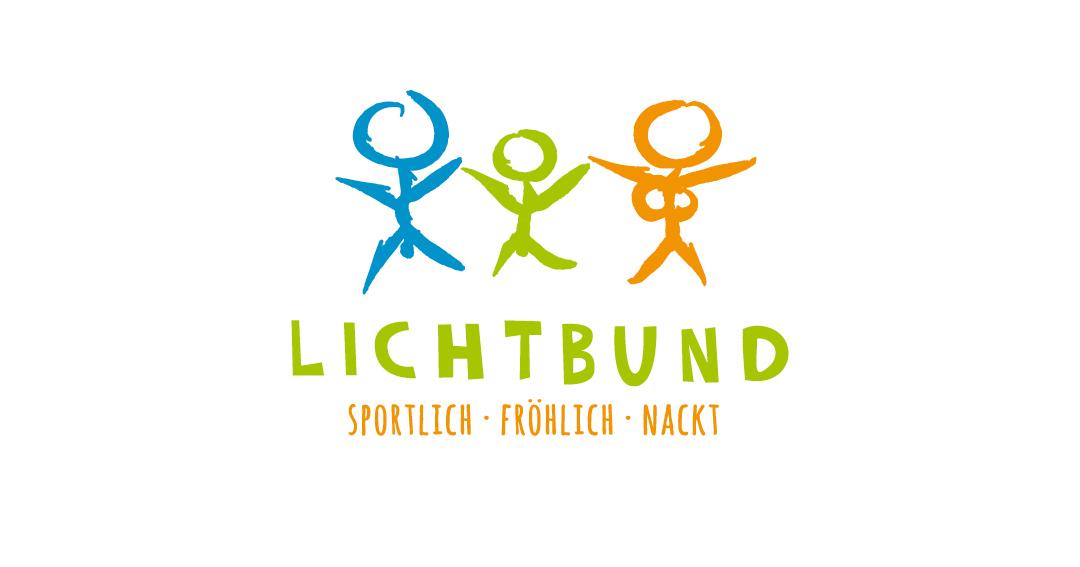Corporate Design mit Logo und Imageflyer für einen FKK-Verein // Logo