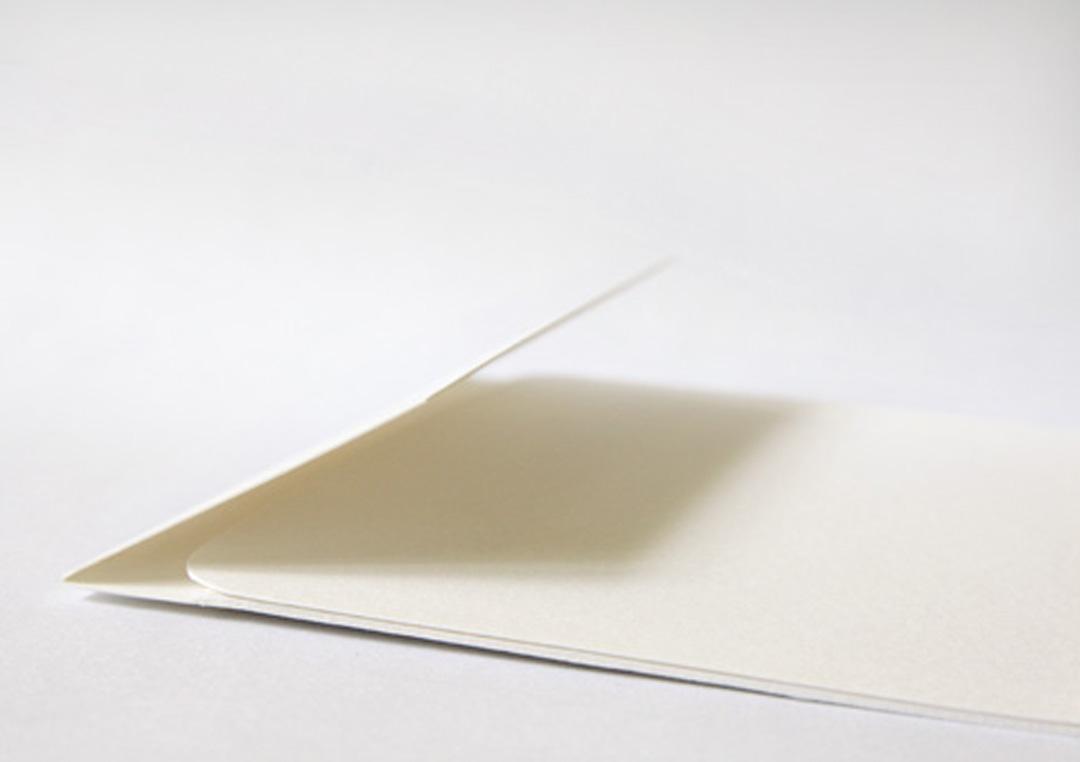 Einladungskarte zur Hochzeit // Briefumschlag