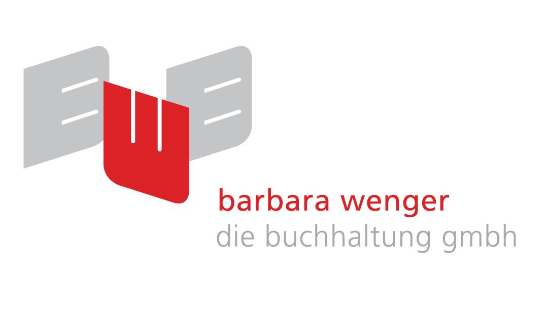 Geschäftsausstattung für eine Buchhalterin, Logo