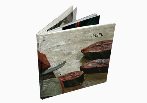 Gestaltung eines Bildbands // Cover