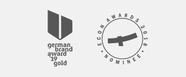 Awards von Antje Nücklich – Grafikerin, Designerin, Fotografin – German Brand Award und Econ-Award