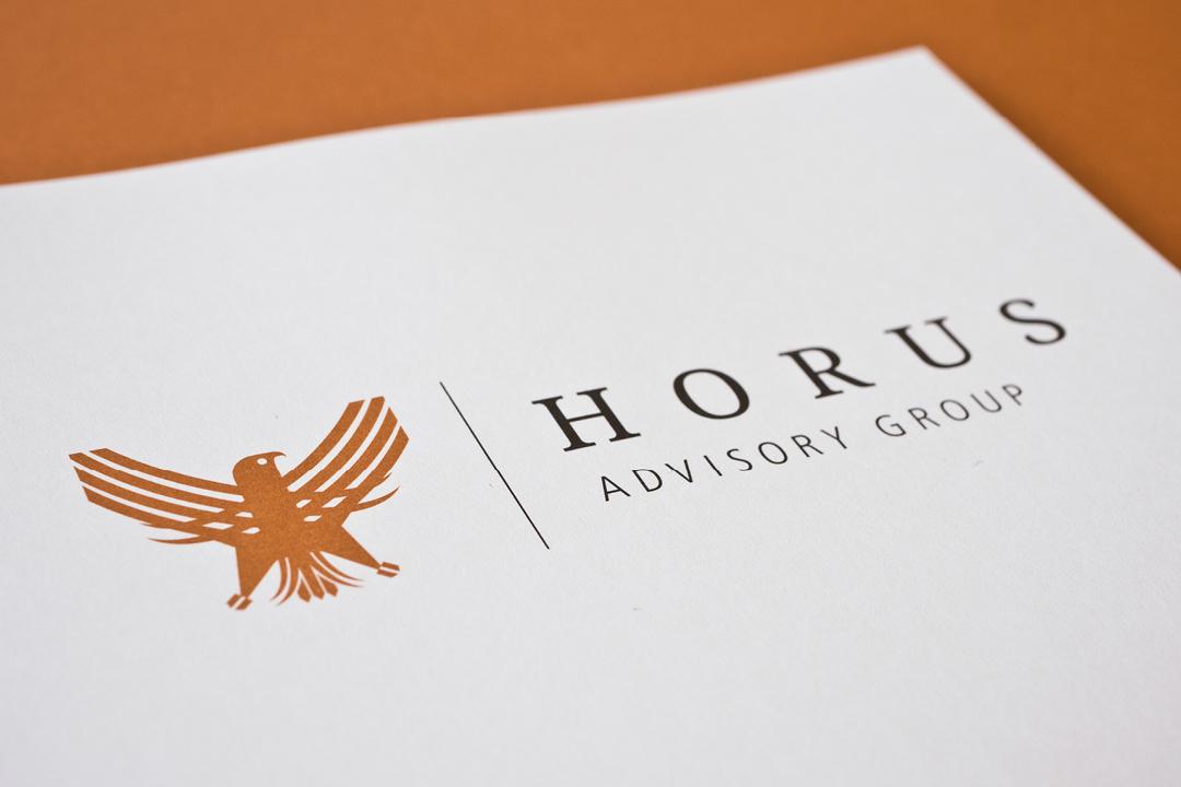 Corporate Design mit Logo und Geschäftsausstattung für ein Consulting Unternehmen // Logo