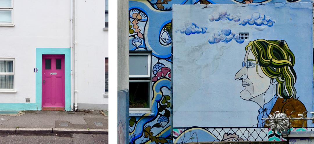 Foto-Dokumentation über Brighton // Motiv 1