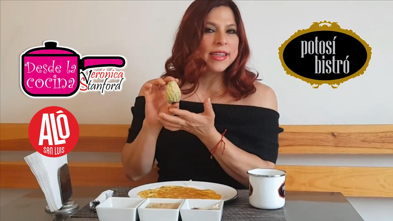 Salsa de Xoconostle | Desde la cocina con Verónica Stanford