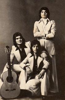 Primera aparición 1973