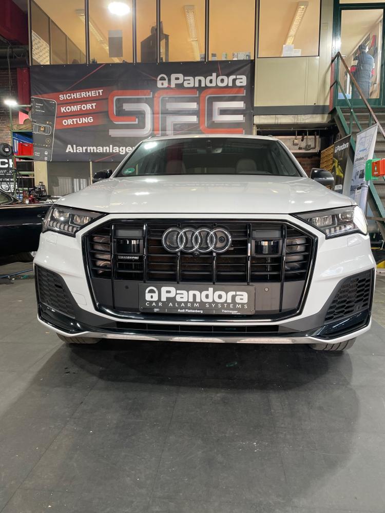 Auto Alarmanlage für Audi Q7