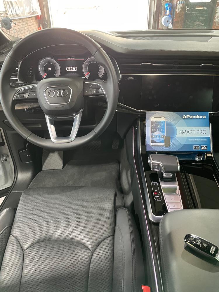 Pandora Auto Alarmanlage für Audi Q7
