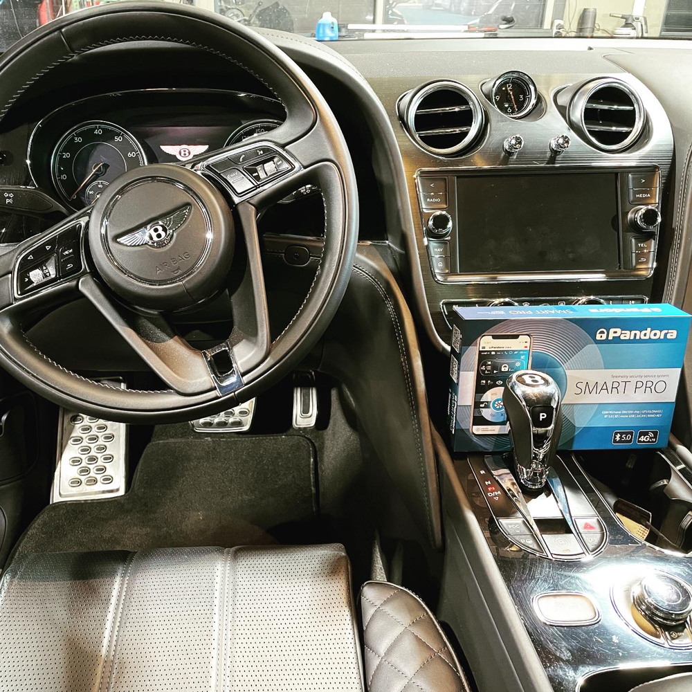 Auto Alarmanlage Bentley Bentayga
