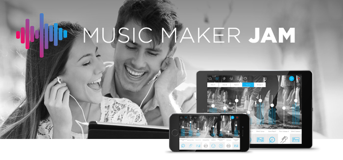 Music Maker JAM / MAGIX