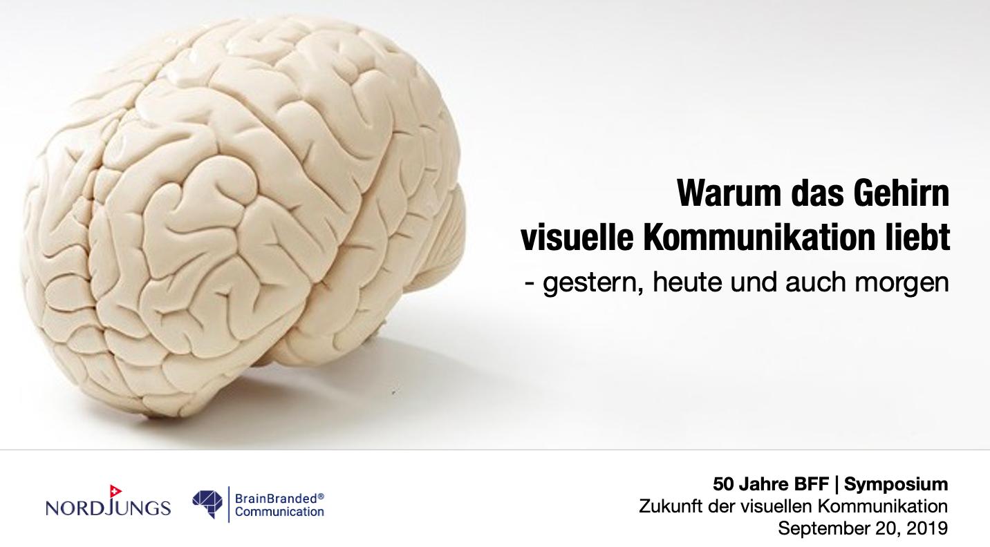 Warum das Gehirn Bilder liebt!
