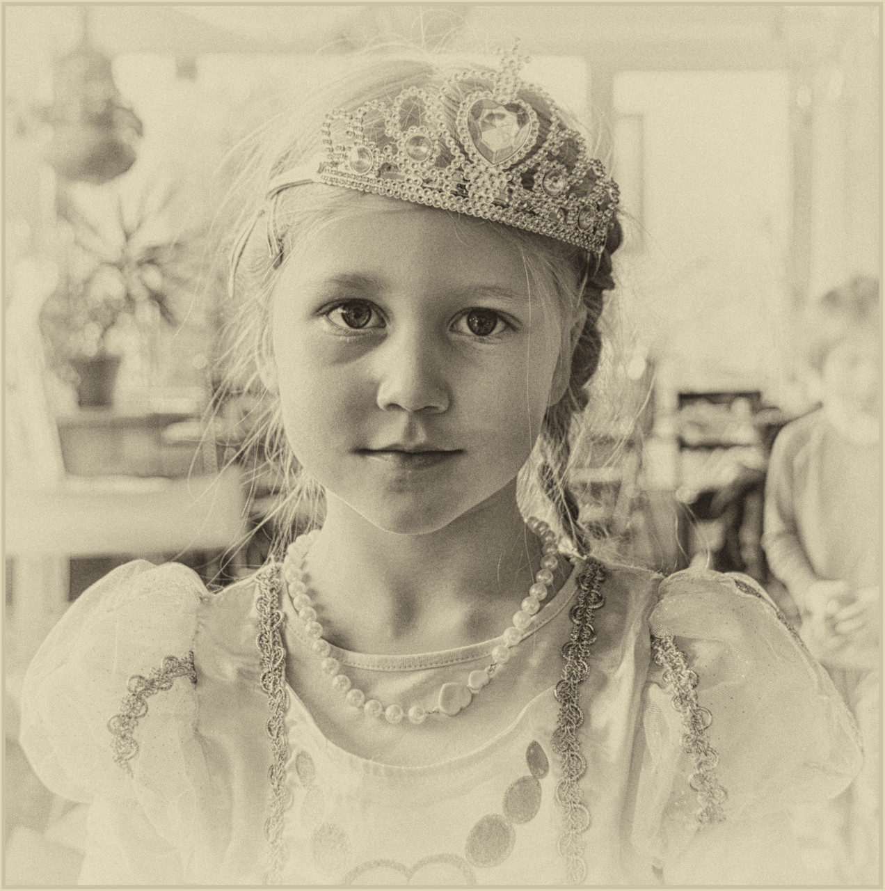 die SEPIA -Prinzessin.......