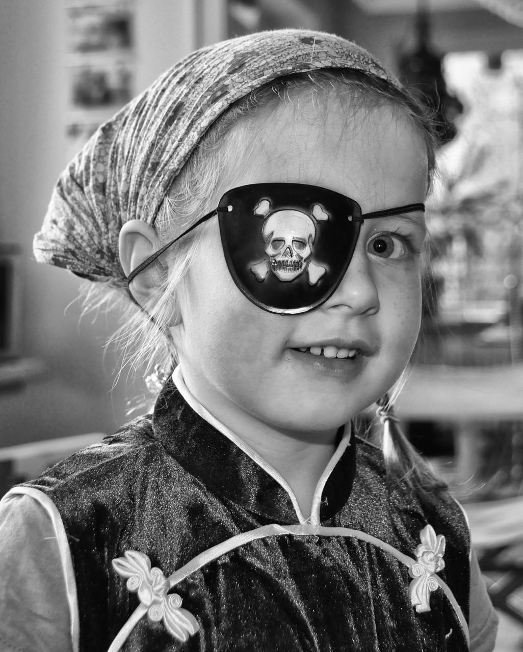 Piratenfrau