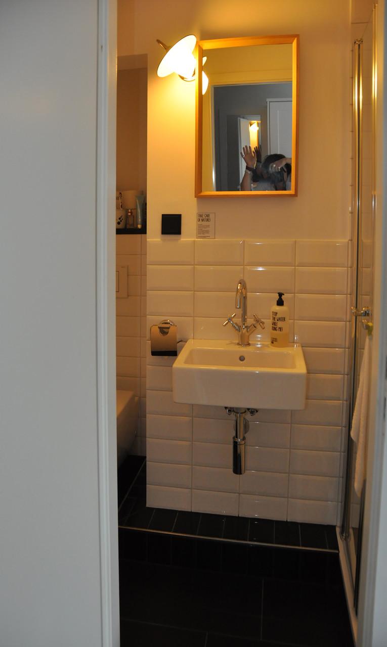 Mein kleines, aber geschmackvolles Badezimmer
