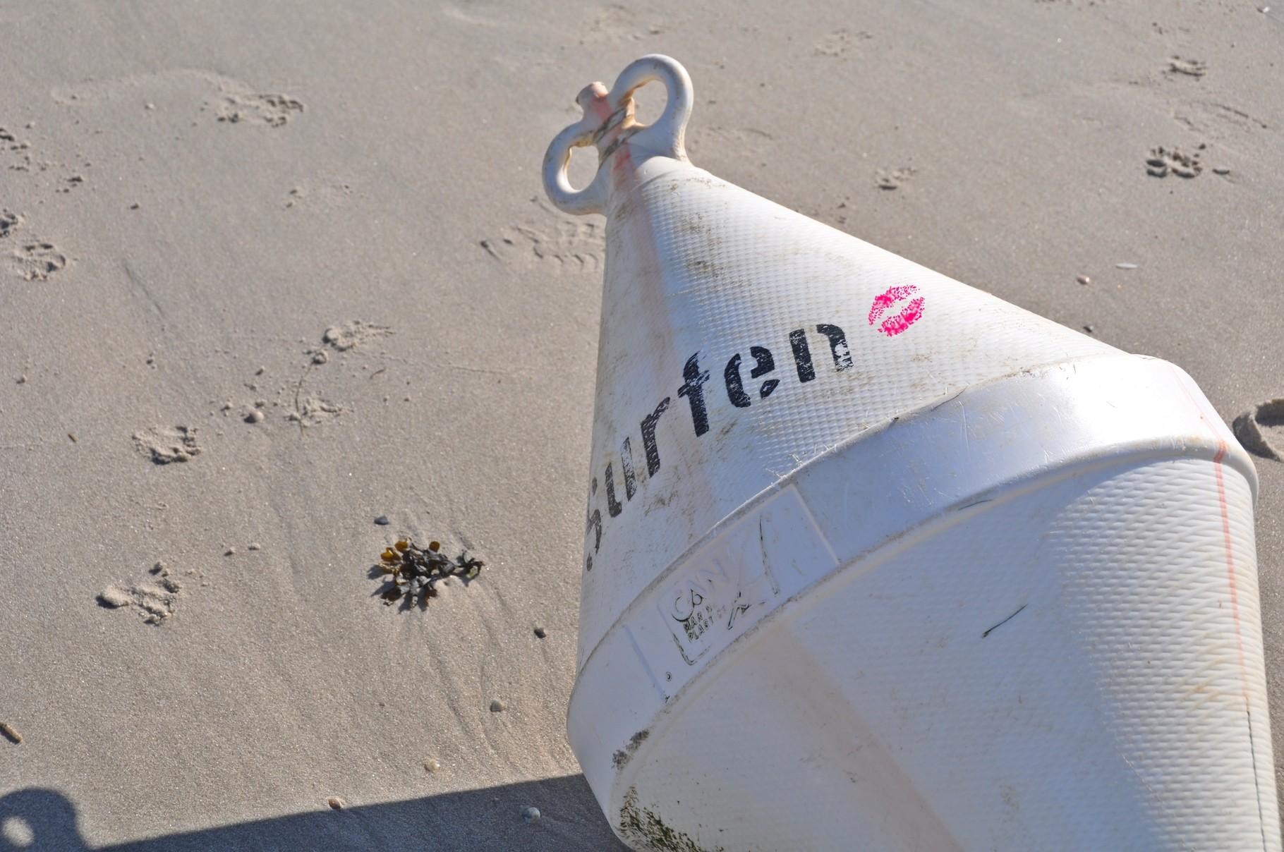 und sie liebte den Surfer.....:-)