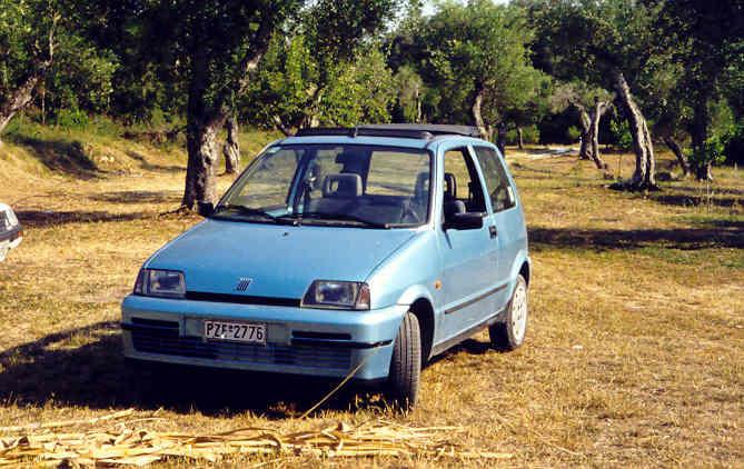 ANALOG,...mein treues Auto, über viele Jahre