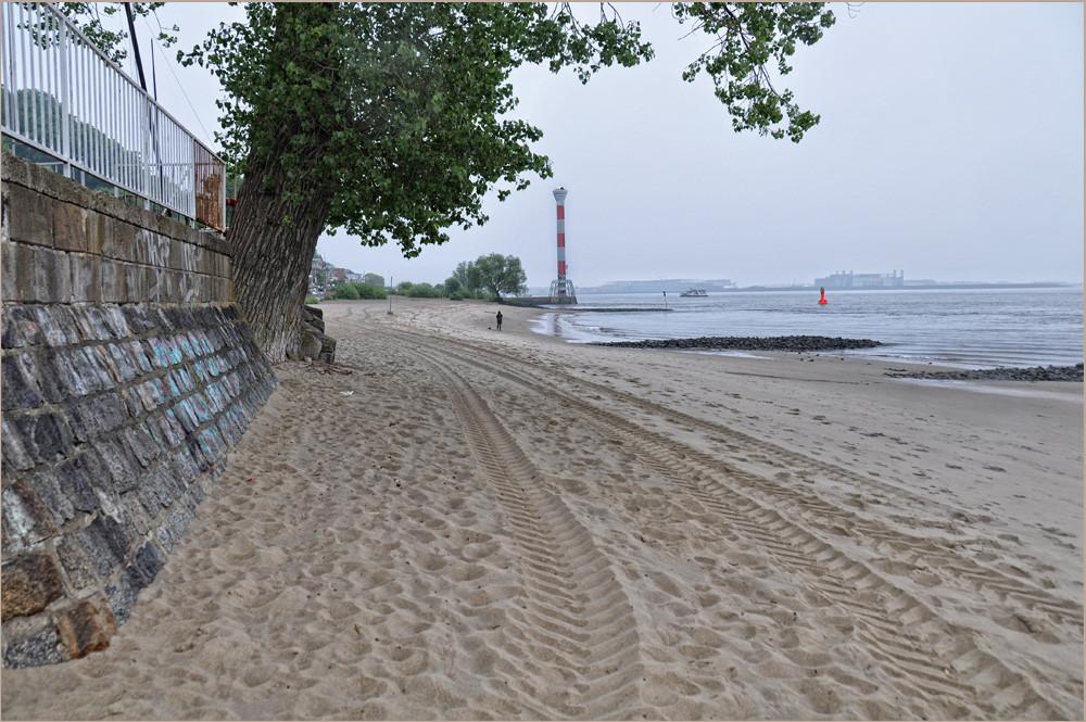 Blankenese, am Strandweg,