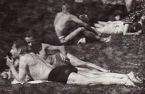 Pierre BERNOTTE vu par Raoul HAUSSMANN